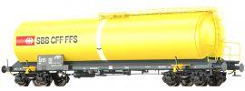 BRAWA 48778 Kesselwagen ZAS SBB | DC | Spur H0 online kaufen