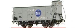 BRAWA 49032 Ged. Güterwagen G10 Nivea DRG | DC | Spur H0 online kaufen