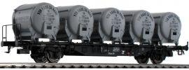 BRAWA 49109 Behältertragwagen Lbs589 + Ddikr621 DB | DC | Spur H0 online kaufen