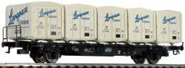 BRAWA 49118 Behälterwagen Btmms58 + Ekrt212 Langnese DB | DC | Spur H0 online kaufen