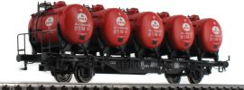 BRAWA 49119 Behältertragwagen Lbs589 Avia | DB | DC | Spur H0 online kaufen