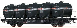 BRAWA 49122 Behältertragwagen Lbs589 DEA DB | DC | Spur H0 online kaufen