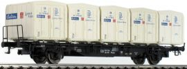BRAWA 49124 Behältertragwagen Lbs 58 Bahlsen DB | DC | Spur H0 online kaufen