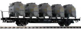 BRAWA 49134 Behälterwagen Ls | DC | CSD | Spur H0 online kaufen