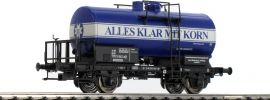 BRAWA 49212 Kesselwagen Alles klar mit Korn DB   Spur H0 online kaufen