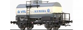 BRAWA 49251 Kesselwagen Z VTG Kemira DB | DC | Spur H0 online kaufen