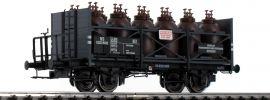 BRAWA 49305 Säuretopfwagen Z [P] NS | DC | Spur H0 online kaufen