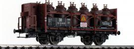 BRAWA 49311 Säuretopfwagen Z | DC | DR | VEB Bitterfeld | Spur H0 online kaufen