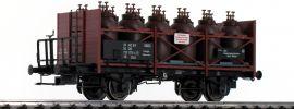 BRAWA 49313 Säuretopfwagen Zik VEB Wolfen DR | DC | Spur H0 online kaufen