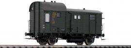 BRAWA 49410 Gepäckwagen Pwg pr 14 DRG | DC | Spur H0 online kaufen