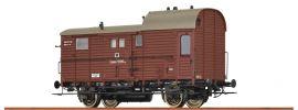 BRAWA 49412 Gepäckwagen Pg (pr IIa 13a) KPEV | DC | Spur H0 online kaufen
