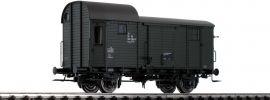 BRAWA 49417 Güterzuggepäckwagen Pwg DR | DC | Spur H0 online kaufen