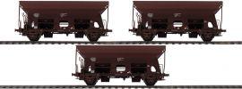 BRAWA 49505 3-tlg. Set Güterwagen Eds | ÖBB | DC | Spur H0 online kaufen