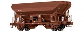 BRAWA 49524 Güterwagen Eds-v | DC | NS | Spur H0 online kaufen