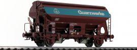 BRAWA 49530 Güterwagen Tdgs930 | DC | DB |  Quarzwerke | Spur H0 online kaufen