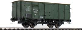 BRAWA 49722 Gedeckter Güterwagen Gm | K.W.St.E. | DC | Spur H0 online kaufen