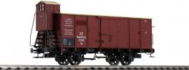 BRAWA 49723 Ged. Güterwagen NM | K.P.E.V. | DC | Spur H0 online kaufen