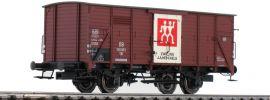 BRAWA 49740 Ged. Güterwagen G10 Zwilling | DB | DC | Spur H0 online kaufen