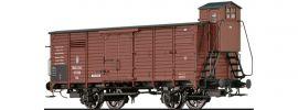 BRAWA 49788 Güterwagen Gm K.Bay.Sts.B. | DC | Spur H0 online kaufen