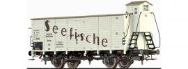 BRAWA 49796 Kühlwagen Gkh Seefische DRG | DC | Spur H0 online kaufen
