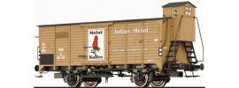 BRAWA 49800 Güterwagen G Meinl ÖBB | DC | Spur H0 online kaufen