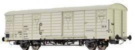 BRAWA 49902 Güterwagen Ibblps [8256]   DC   DR   Interfrigo Kühlwagen   Spur H0 online kaufen