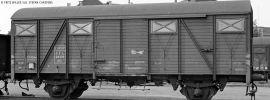 BRAWA 50112 Güterwagen Kks 210 CFL | DC | Spur H0 online kaufen