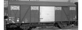 BRAWA 50119 Güterwagen K4 SBB | DC | Spur H0 online kaufen