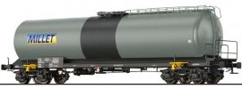 BRAWA 50503 Kesselwagen Uahs Millet SNCF | DC | Spur H0 online kaufen
