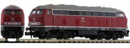 BRAWA 61207 Diesellok V160 DB | DCC-Sound | Spur N online kaufen