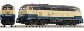 BRAWA 61210 Diesellok BR 216 ozeanblau/beige DB | DC analog | Spur N online kaufen