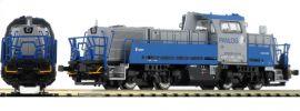 BRAWA 62704 Diesellok Gravita 10BB BR 260 Panlog | DC analog | Spur N online kaufen
