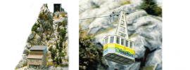 BRAWA 6340 Nebelhornbahn ohne Tal und Bergstation Bausatz Spur H0 online kaufen