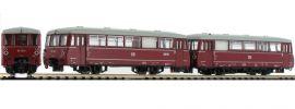 BRAWA 64307 Verbrennungstriebwagen VT172 DR | DCC-Sound | Spur N online kaufen