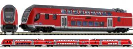 BRAWA B-WARE 64500 Doppelstock-Triebzug 3-tlg. TWINDEXX Vario DB Regio | DC analog | Spur N online kaufen