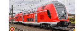 BRAWA 64500 Doppelstock-Triebzug 3-tlg. TWINDEXX Vario DB Regio | DC analog | Spur N online kaufen