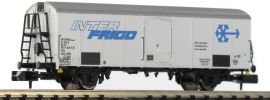 BRAWA 67117 Kühlwagen UIC Standard 1 Ibeqs Interfrigo FS | Spur N online kaufen