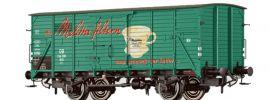 BRAWA 67490 Güterwagen G10 | Melitta | DB | Spur N online kaufen