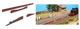 BRAWA 94002 Bahnsteigkanten mit Mauerwerk | Epoche II - VI | Spur H0 online kaufen