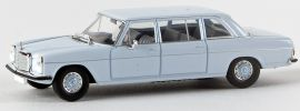 BREKINA 13403 MB 220 D lang hellblau | Starmada | Modellauto 1:87 online kaufen