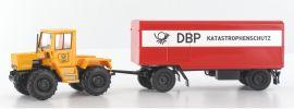 BREKINA 13713 MB trac Deutsche Bundespost Katastrophenschutz Traktormodell 1:87 online kaufen