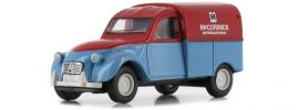 BREKINA 14178 Citroen 2 CV Kastenente Mc Cormick International | Modellauto 1:87 online kaufen