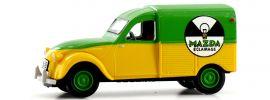BREKINA 14187 Citroen 2 CV Mazda | Auto-Modell 1:87 online kaufen