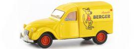 BREKINA 14188 Citroen 2 CV Kasten Berger | Auto-Miniatur 1:87 online kaufen
