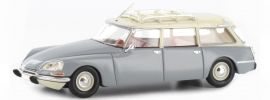 BREKINA 14216 Citroen DS Break grau | Automodell 1:87 online kaufen
