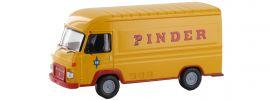 BREKINA 14624 Saviem SG2 Kasten  Pinder | Auto-Modell 1:87 online kaufen