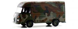 BREKINA 14628 Saviem SG2 Kasten Militär | Auto-Modell 1:87 online kaufen