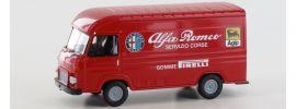 BREKINA 14629 Alfa Romeo F 20n Kasten Alfa Romeo Servizio Corse | Auto-Modell 1:87 online kaufen