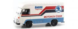 BREKINA 14633 Avia A30 Kasten Skoda Rallye Team | Auto-Modell 1:87 online kaufen