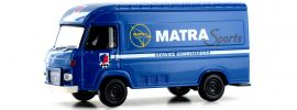 BREKINA 14635 Saviem SG2 Kasten Matra Sports | Auto-Modell 1:87 online kaufen